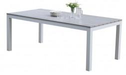 TABLE DE JARDIN EN ALU...