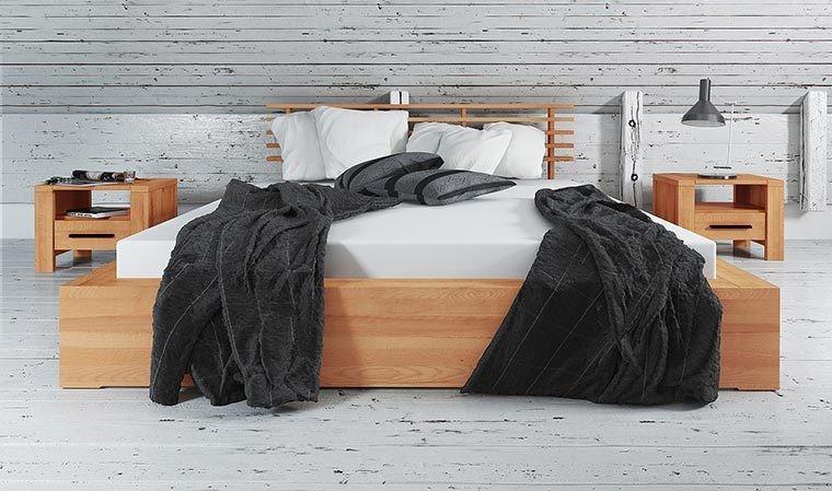 Lit tête de lit