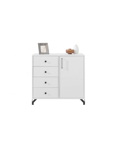 Commode blanche enfant