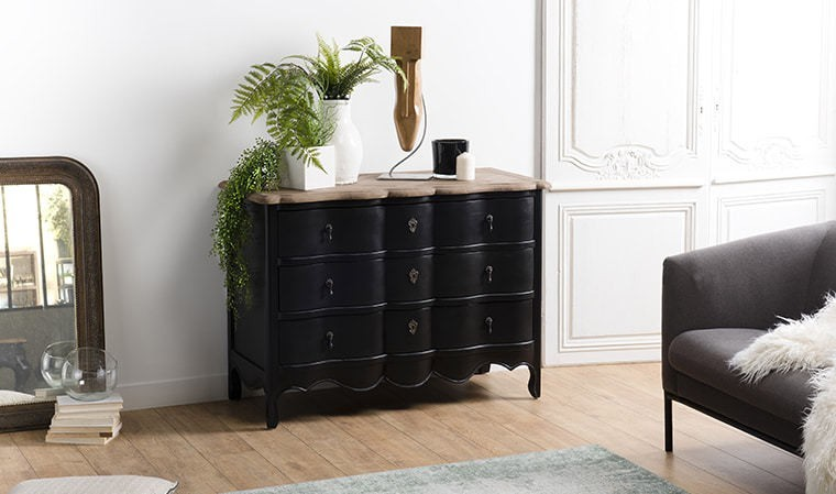 Commode manguier massif