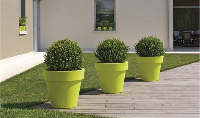 grand pot ikon pour arbuste et plantes d 39 exception jarre pour arbuste pot pour plantes. Black Bedroom Furniture Sets. Home Design Ideas