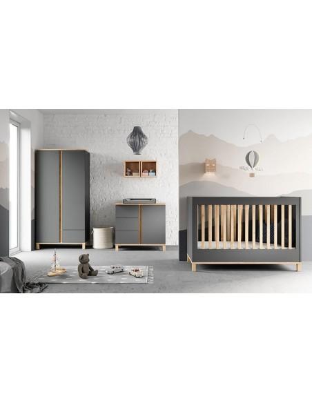 Chambre bébé évolutive design
