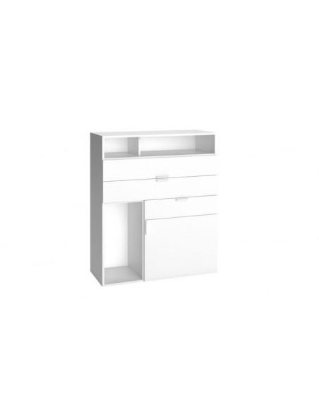 Buffet design blanc