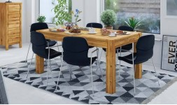 Table salle à manger chêne massif