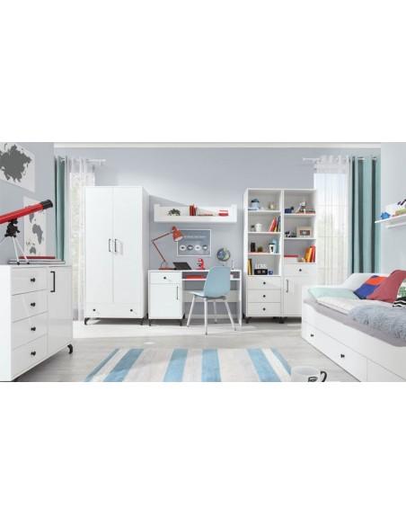 Canapé lit enfant blanc