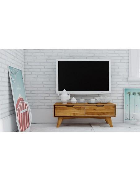 Meuble de télé en chêne