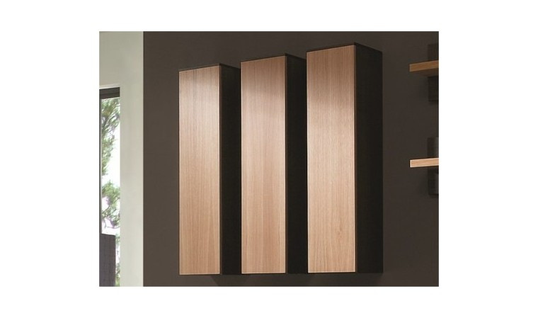 meuble de rangement haut design meuble haut 1 porte pour salon. Black Bedroom Furniture Sets. Home Design Ideas