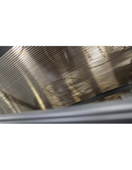 Abri pour barbecue en aluminium