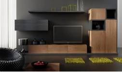 Ensemble meuble tv complet design