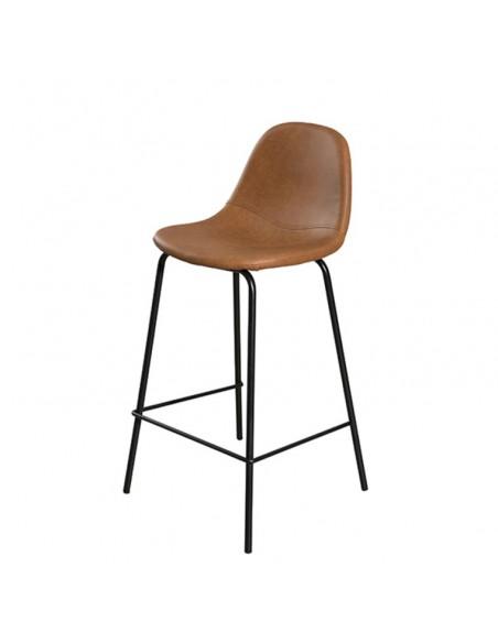 Chaise de bar rétro