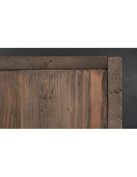 Chevet néo indus en bois