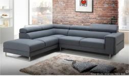 Canapé d'angle tendance