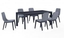 chaises confortables salle manger