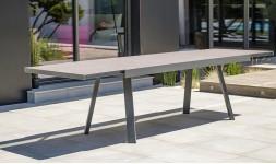 table extensible plateau ceramique