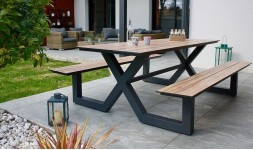 Table forestiere moderne