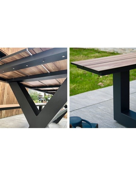 Table forestiere moderne vancouver
