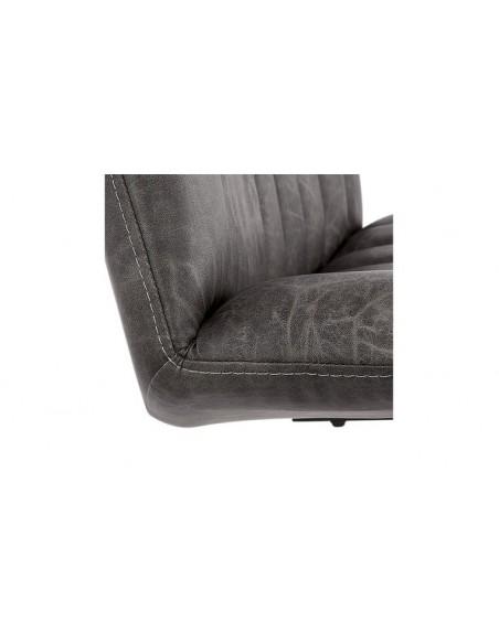 fauteuil rotatif vintage