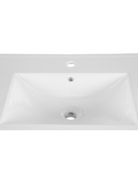 meuble à vasque mural