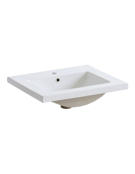 Meuble de rangement avec vasque