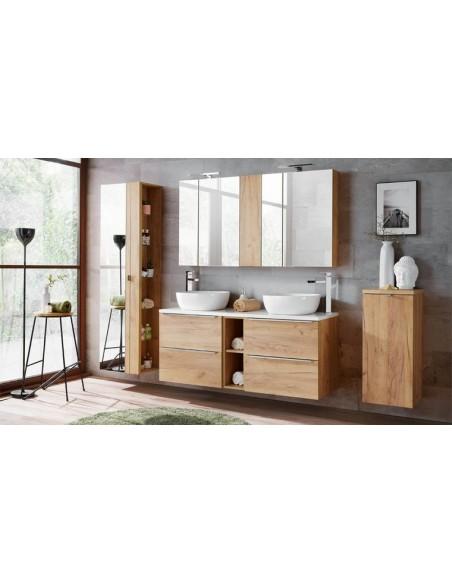 Meubles salle de bain avec vasque