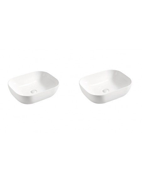 2 vasques à poser