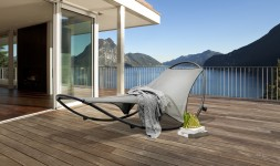 chaise longue basculante design