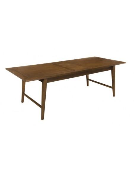Table extensible en mindi
