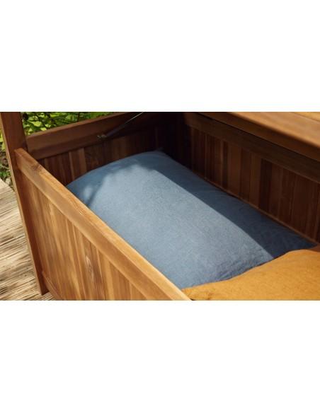 intérieur du coffre