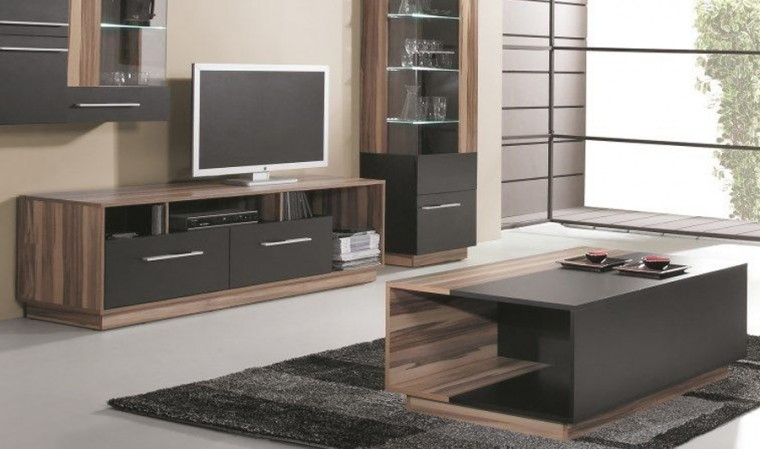 Pack meuble tv table basse