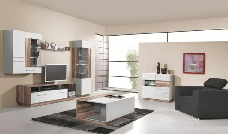 Ensemble meuble salon White
