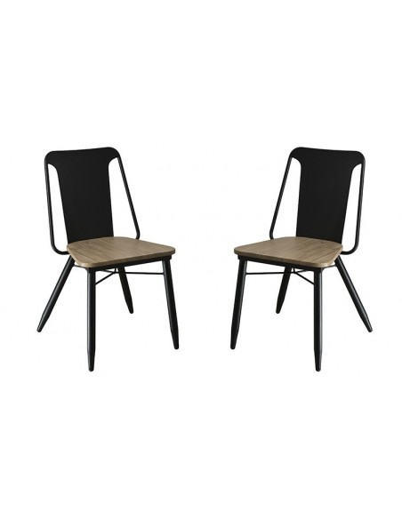 chaise acacia