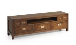 Meuble TV design 7 tiroirs