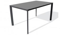 Table jardin 160x90 cm Meet