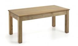 Table manger extensible bois exotique