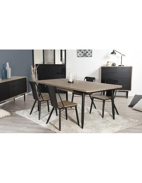 table salle à manger acacia
