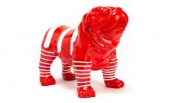 Statue bulldog usa vitamine s