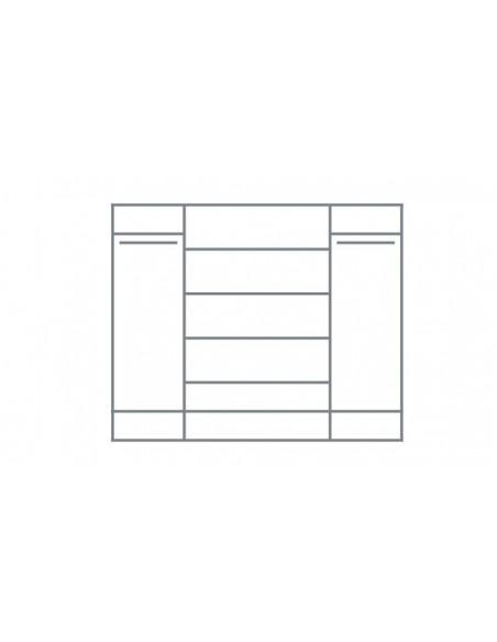 schéma de l'armoire noire