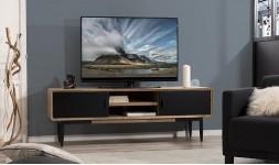 meuble tv en acacia massif
