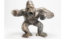 Statue gorille gustave s