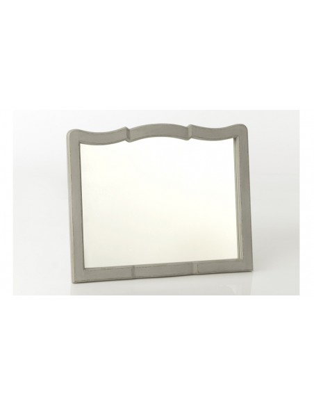 Miroir design arbalète rectangulaire
