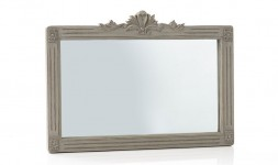 Miroir romantique 70 cm