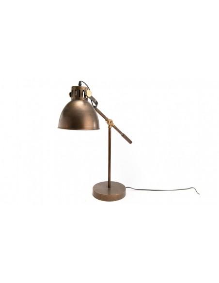 Lampe bureau poser métal