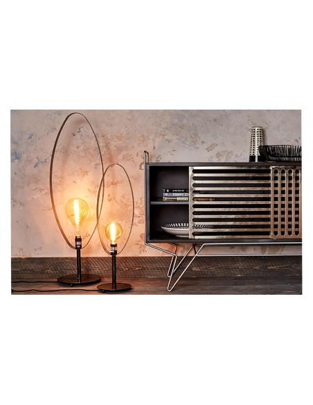 Lampe poser design métal