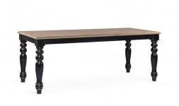 Table manger bois style provençal