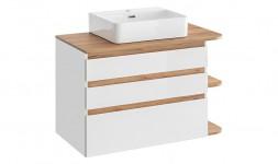 meuble moderne avec vasque