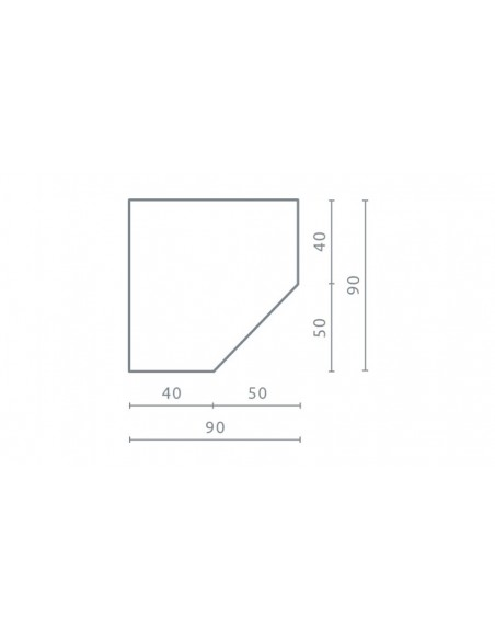 dimensions armoire d'angle
