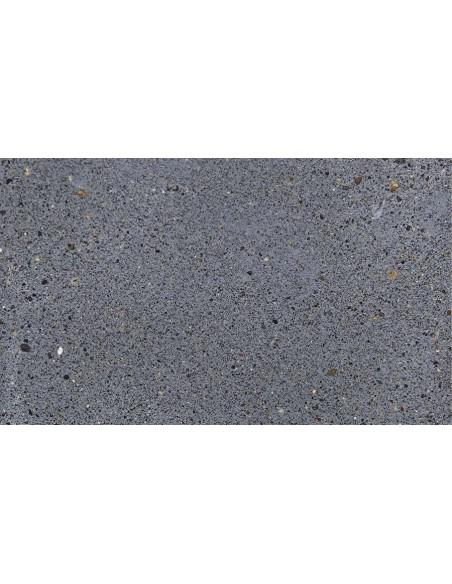 Banc en ciment et teck Iron