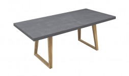 Table moderne 6-8 personnes