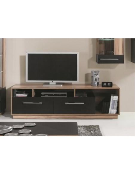 meuble tv noir design
