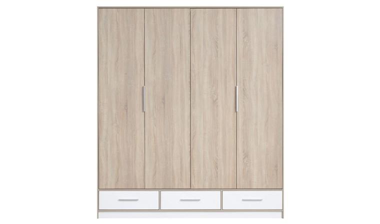 armoire portes pliantes